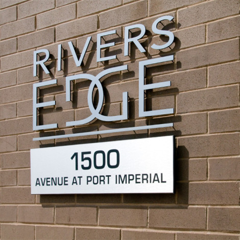Rivers Edge – Logo