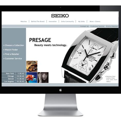 Sieko – UI Design