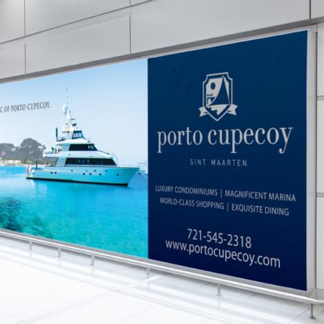 Porto Cupecoy – Airport Posters