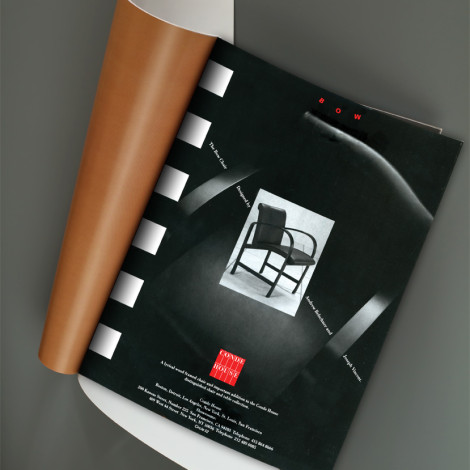 Conde House – Magazine Ad