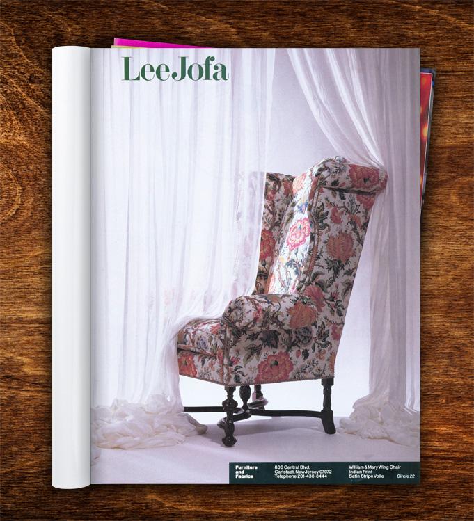 LeeJofa - Magazine Ad